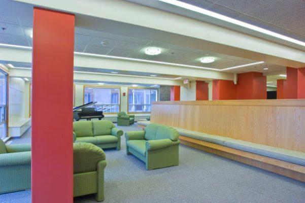 The Erie Residence Hall at SUNY Geneseo for Foit-Albert Associates